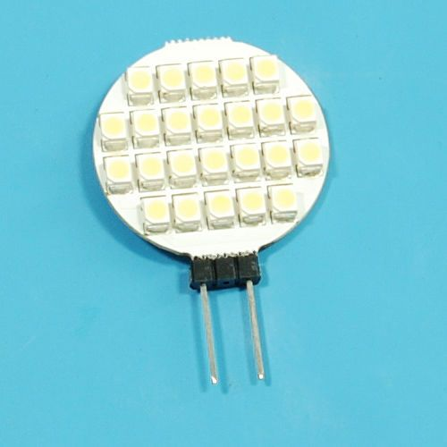 White G4 24 1210 SMD LED Lamp Light Car Bulb 12V AC